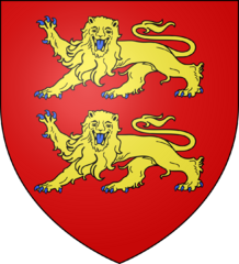 Normandiya Hanedanı Arması.png