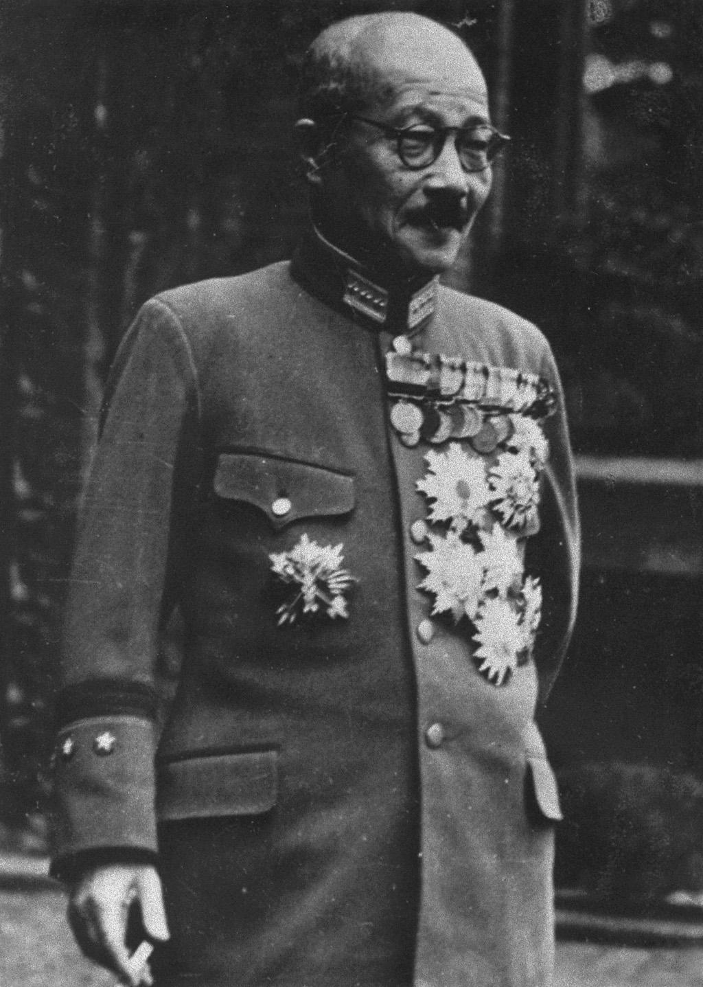 Hideki Tōjō (Utopía Nazi)