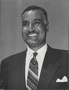 Gamal Abdel Nasser (Utopía Nazi)