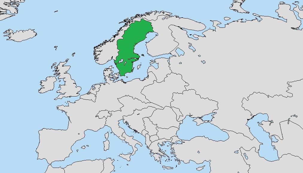 Suecia (Gran Imperio Alemán)