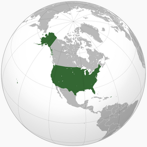 Location of the USA President McCain.png