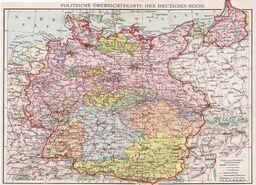 Großdeutsches Reich politisch