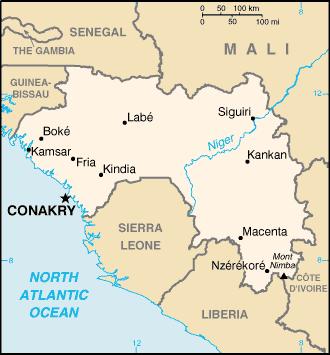 Guinea (1983: Doomsday)