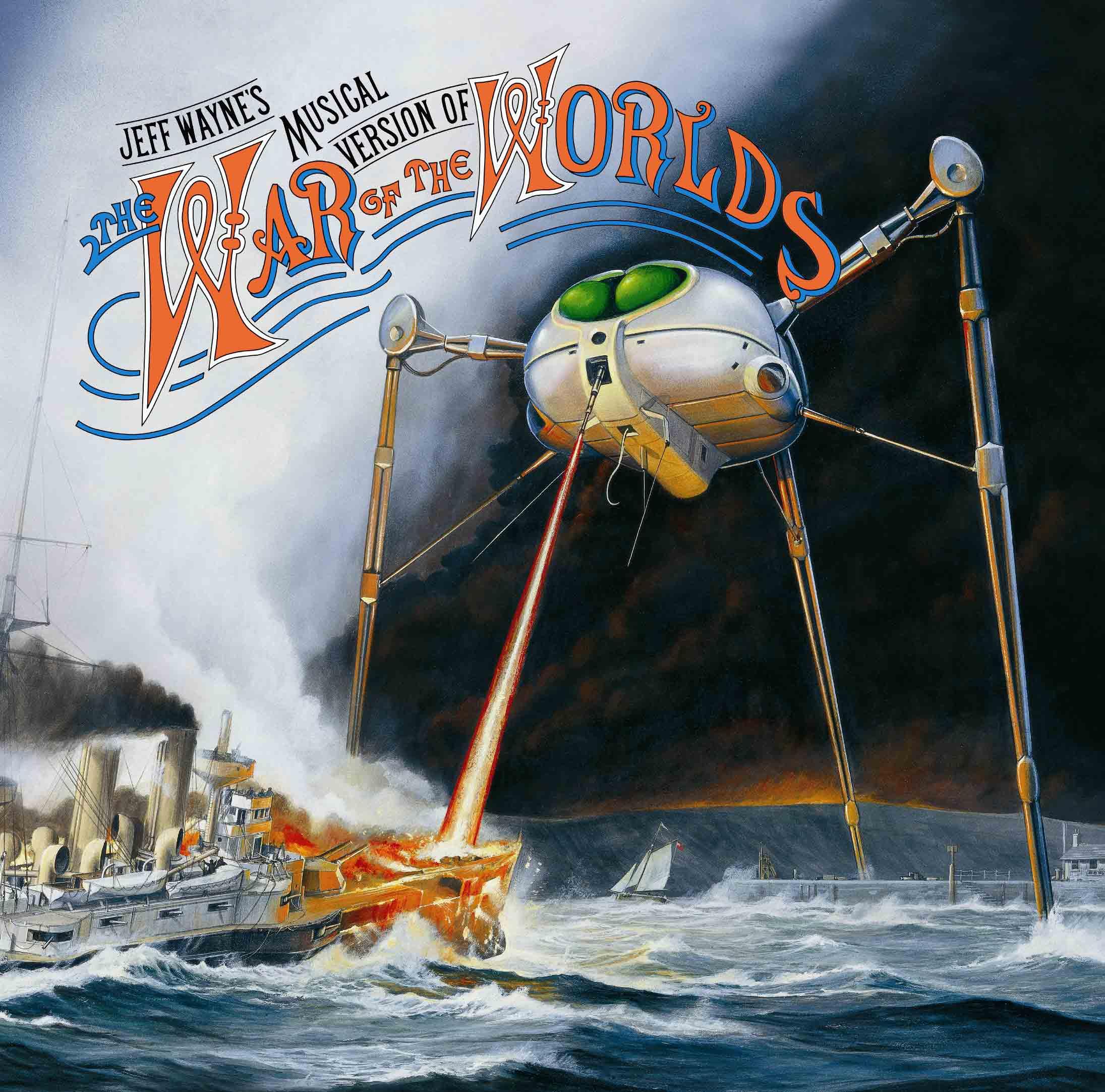 Versión Musical de La Guerra de los Mundos de Jeff Wayne (Gran Imperio Alemán)