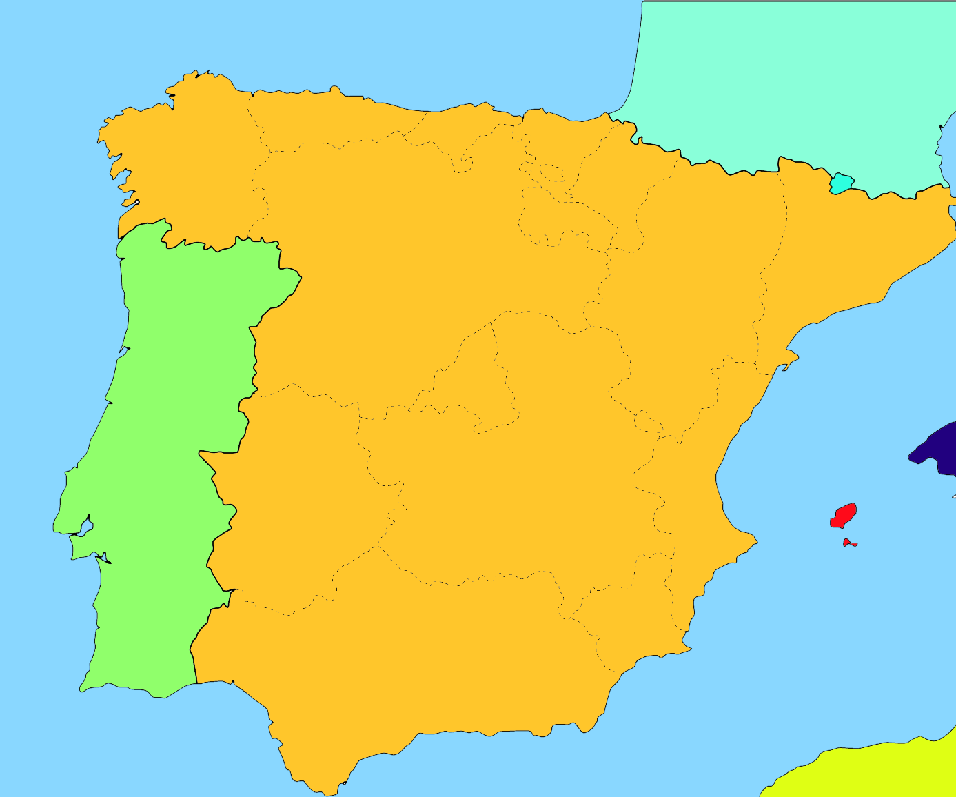 Loyalist Republic of Spain (Communist Spain)