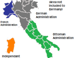 Partition of Italy (New Ottoman Empire)