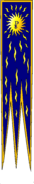 Oriflamme du Christophorus I (893-930)