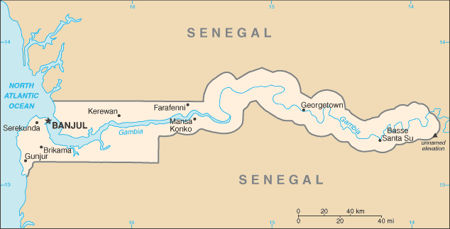 The Gambia (1983: Doomsday)