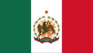 Estados Socialistas Méxicanos (Bandera)