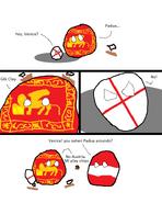 Polandball Padua