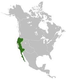Location of Republic of Kalifornia