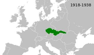 Tschechoslowakei1918-1938