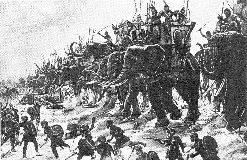 Aníbal Conquista Roma