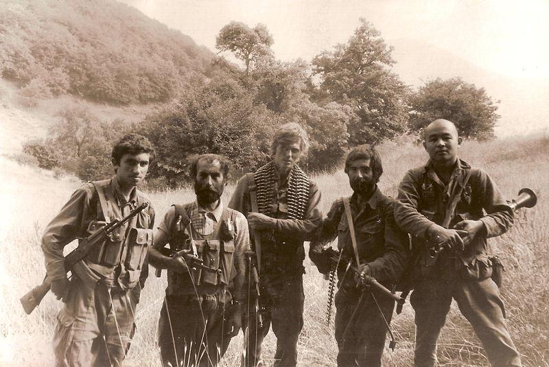 Бежевая революция в Армении(МГКиРЭ)