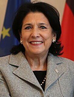 Salomé Zurabishvili (Chile No Socialista)