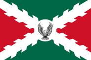 Bandera Nueva España