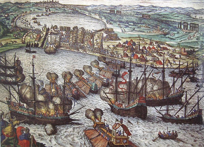 Алжирская война (Победа при Босуорте)
