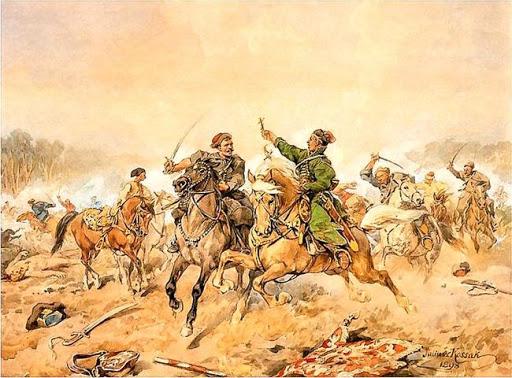 Русско-польская война (Le roi Gaston)