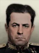 Portrait wrs sergey akhromeyev