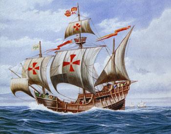 Columbus' Failure