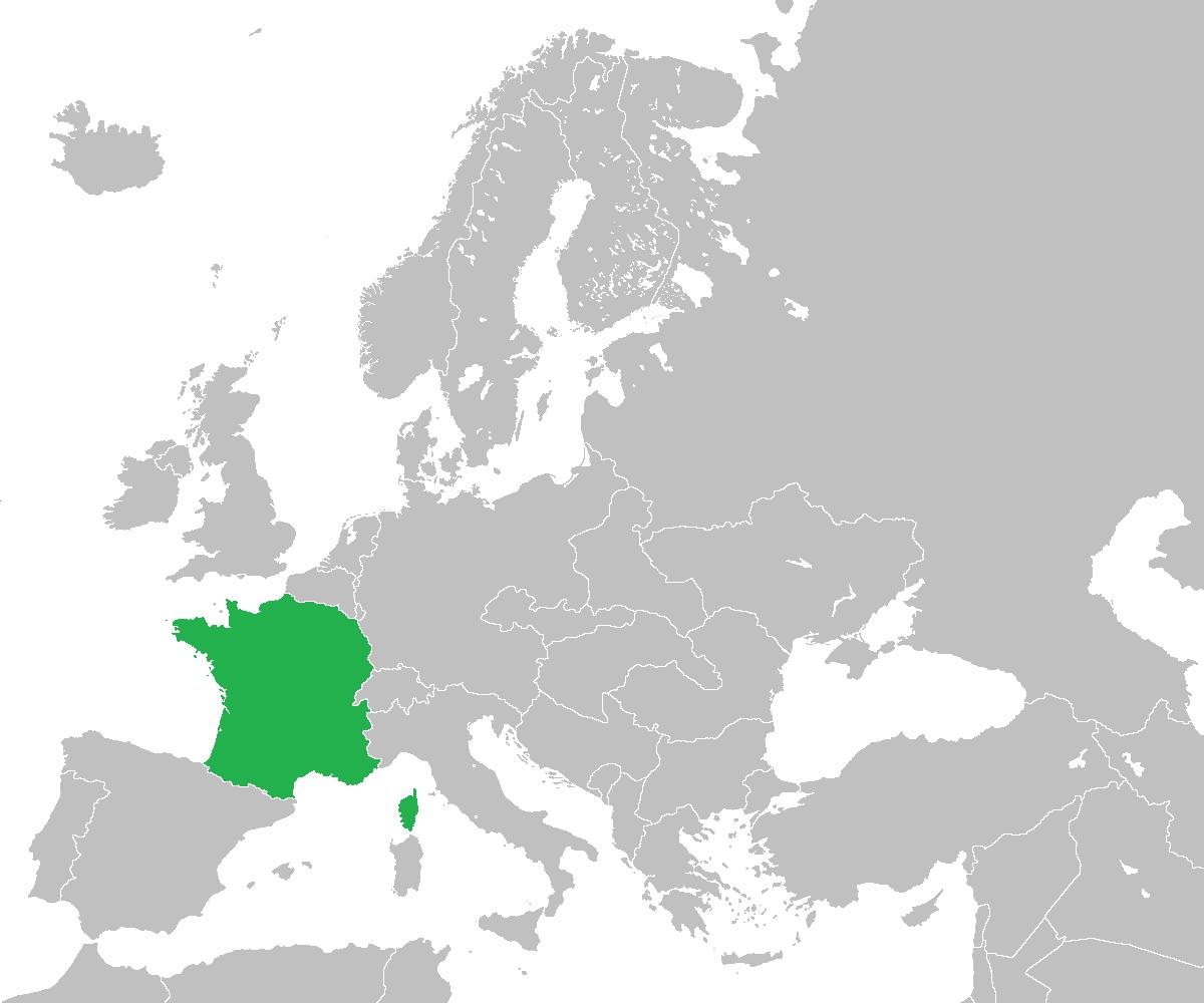 Francia (Alemania Superpotencia)