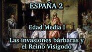ESPAÑA 2 Edad Media (1ª parte) - El Reino Visigodo