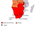 Colonización del Sur de África por los holandeses
