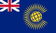 Commonwealth Flag UKA