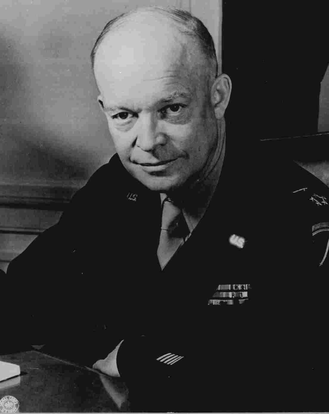 Dwight D. Eisenhower (Utopía Nazi)