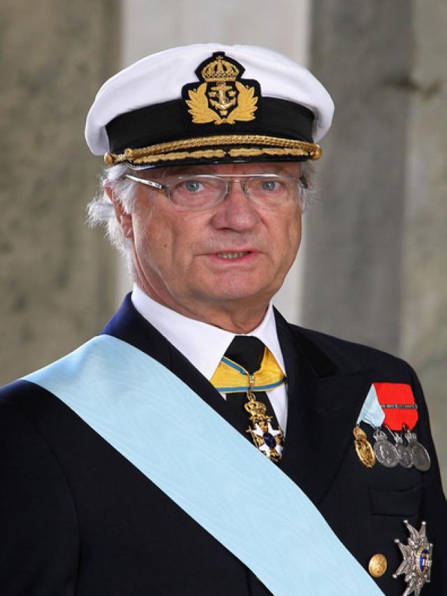 Gustavo VII de Suecia y Noruega (ASXX)