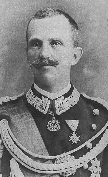 Victor Manuel III de Italia (ASXX)