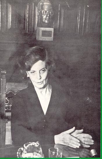 Laura Allende (Chile No Socialista)