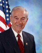 Ron Paul, official Congressional photo portrait, 2007
