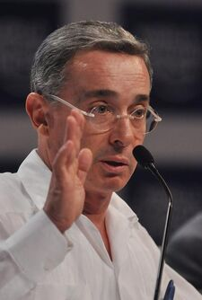 Álvaro Uribe (Chile No Socialista)