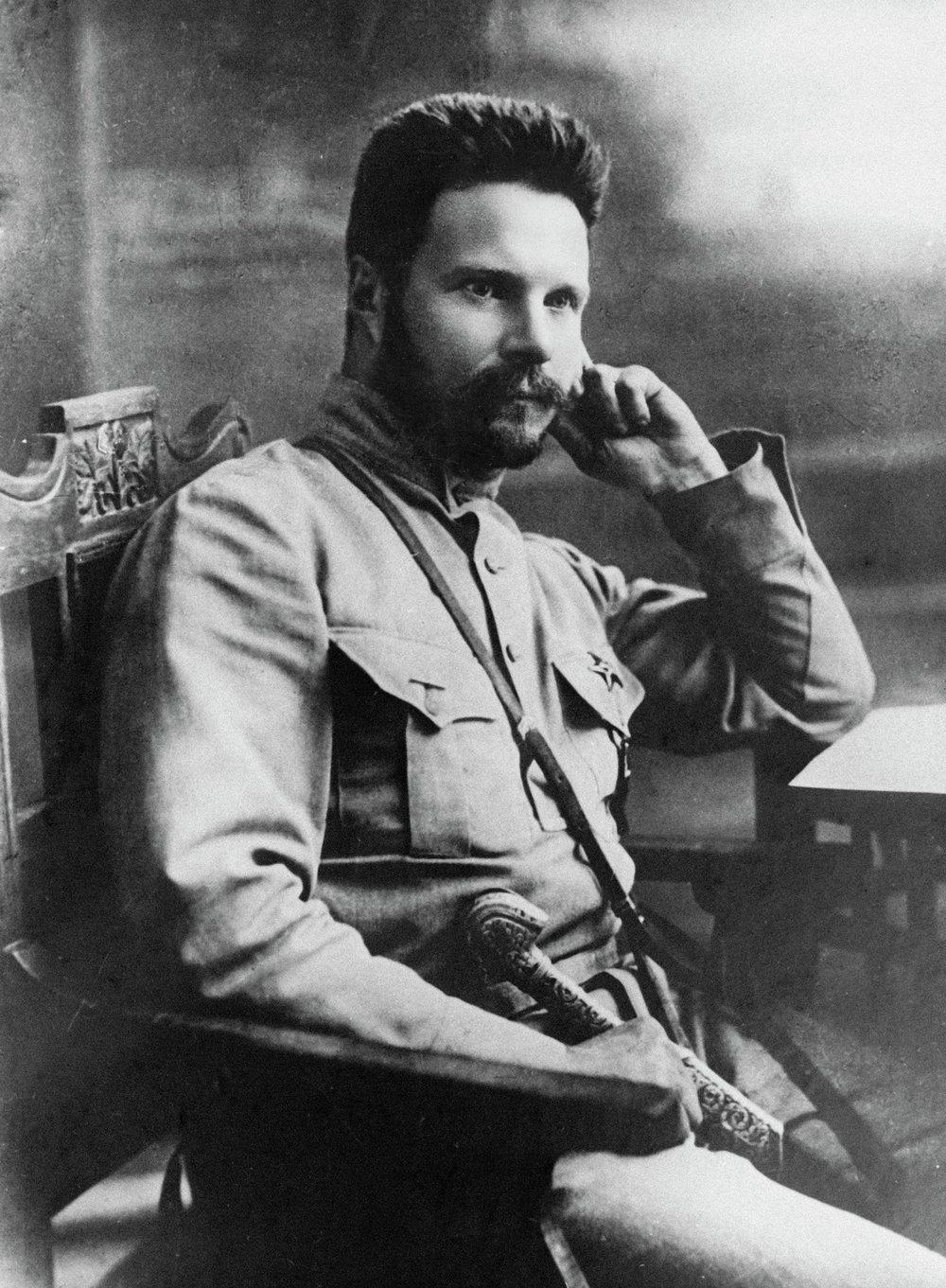 Михаил Фрунзе (ФНВ)