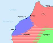 Berber Revolt States (Saracen Jihad)