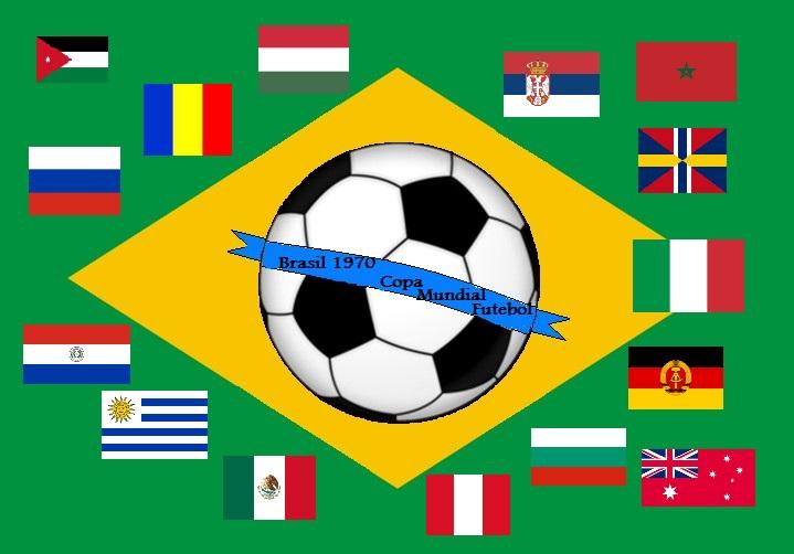 Copa Mundial de Fútbol Brasil 1970 (ASXX)