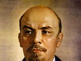 Vladimir Lenin (Cherry, Plum, and Chrysanthemum)