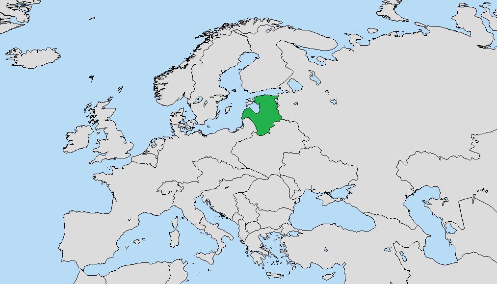 Ducado Báltico (Gran Imperio Alemán)