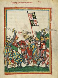 """John I """"The Victorious"""" of Brabant"""