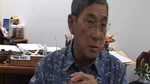 Hawaii Governor Harry Kim on Sustainability