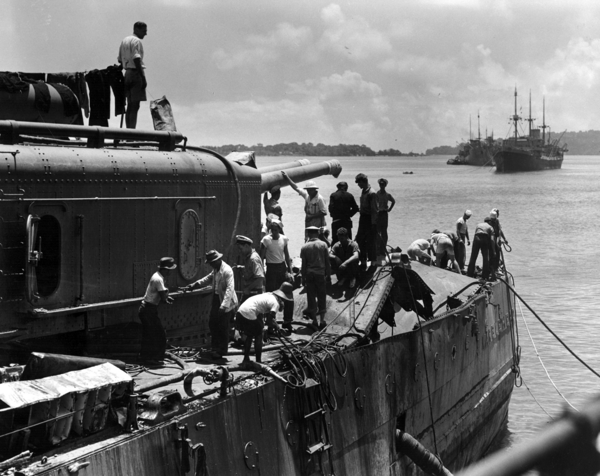 Battle of Makassar Strait (Yellowstone: 1936)