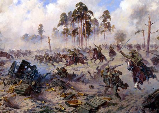 Война освобождения (Триумф Белого Генерала)