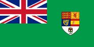 Bandera de Nueva Irlanda (MB)