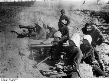 Англо-арабская война (Триумф Белого Генерала)