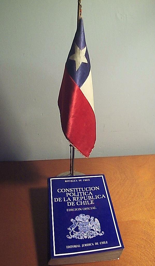 Constitución Política de la República de Chile de 1980 (Chile No Socialista)