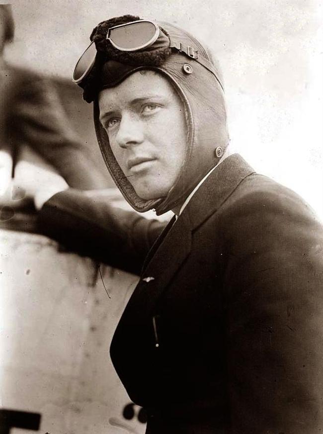 Charles Lindbergh (Utopía Nazi)
