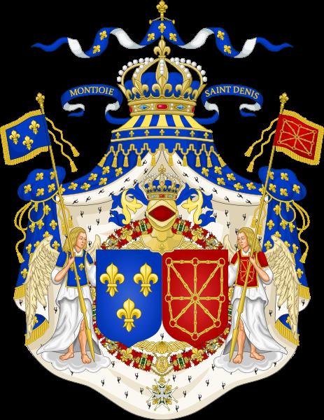 Королевство Франция (Да здравствует король!)