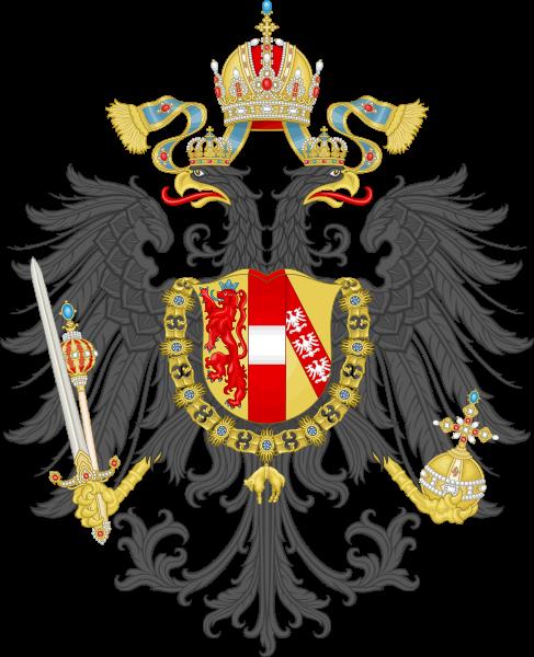 Австро-Богемская империя (Царствуй на славу)