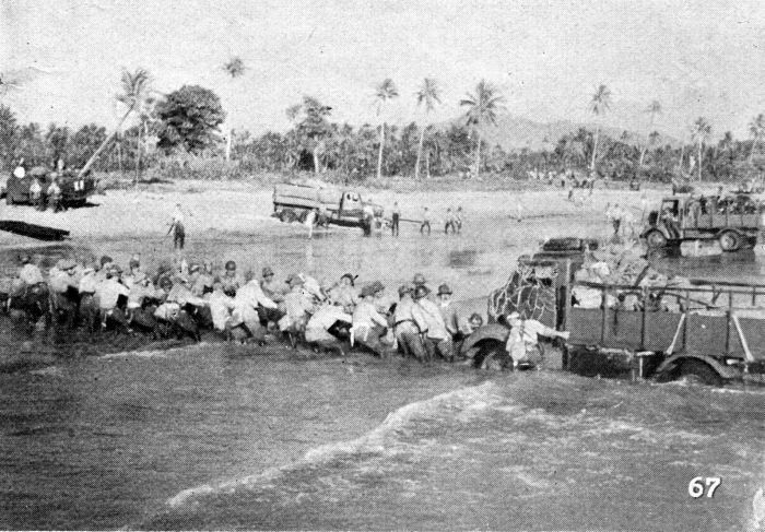 Dutch East Indies Campaign (Yellowstone: 1936)